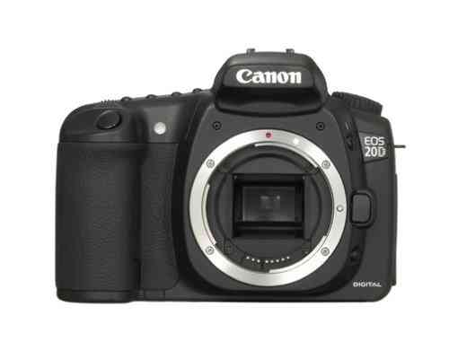 DSLR Canon 20D (Body only)