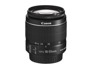 Canon EF-S 18-55 mm 1:3,5-5,6