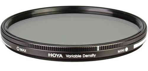Vario-ND, variable ND-Filter (72-82mm Schraubfilter)