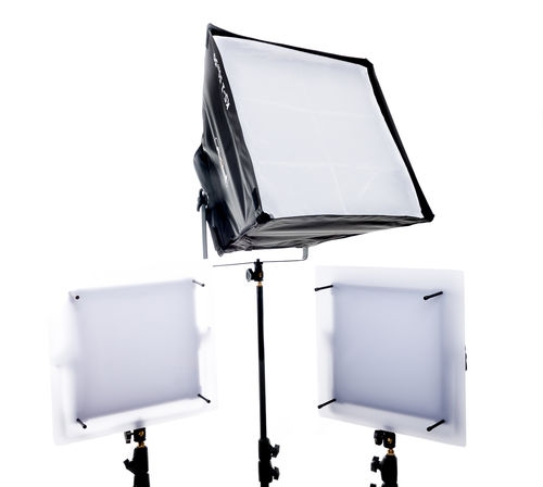 F&V KS-1 Softbox with Grid for 1x1 LED Panels