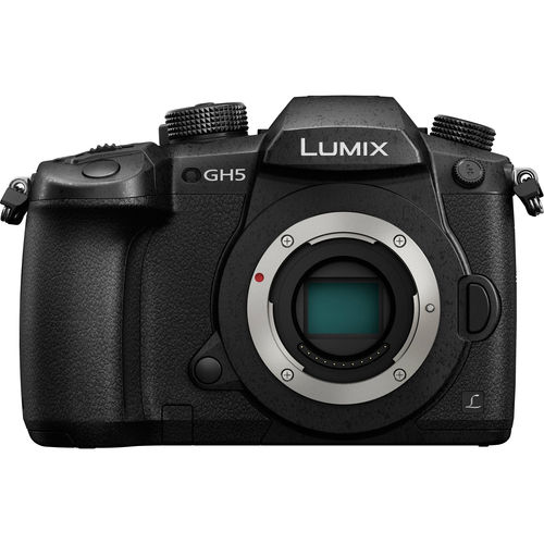 Panasonic Lumix DC GH5 (Body only)