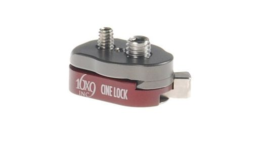 16x9 Cine Lock Mini Quick Release