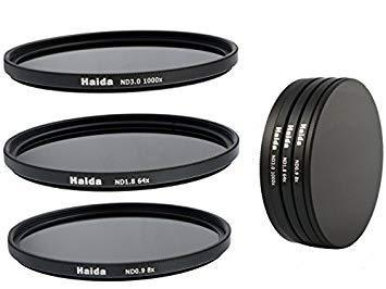 Haida ND-Filterset (8x, 64x, 1000x) 46mm