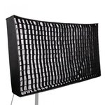 Falcon Eyes RX-48TDX, 120x60cm LED-Fläche,  flexibles Bi-Color LED Panel inkl. Softbox und Honeygrid
